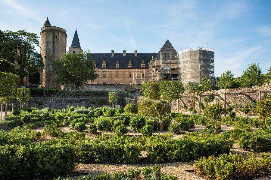 Le château de Bournazel