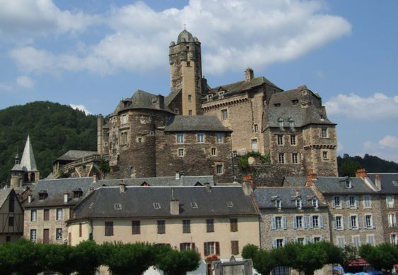 hébergements à Estaing
