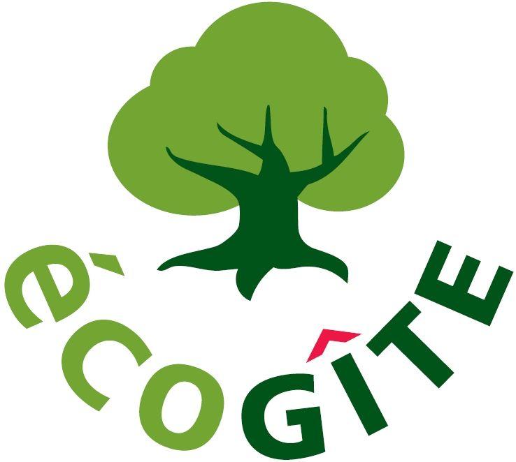 Logo hébergements Écogîte