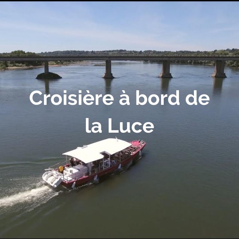 Péniche sur la Loire