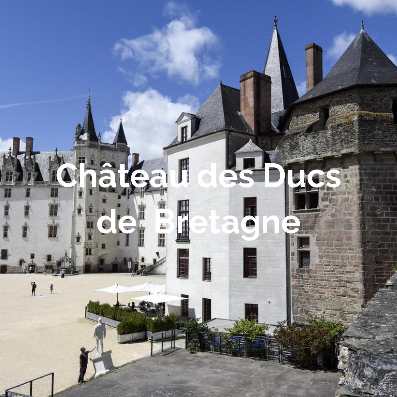Tours du château