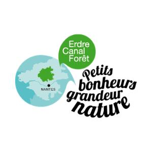 Logo Erdre Canal Forêt