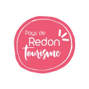 Logo pays de Redon tourisme