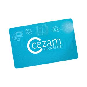 Carte CEZAM