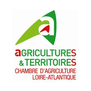 Logo Chambre d'Agriculture de Loire-Atlantique