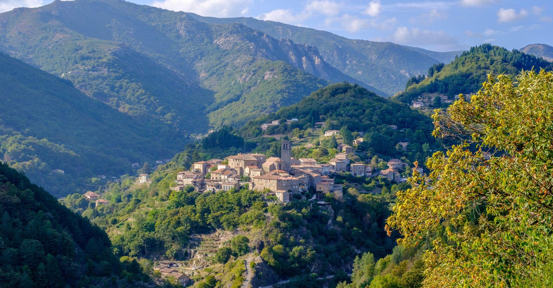 Antraigues-sur-Volane - Village de caractère - Gîtes de France Ardèche
