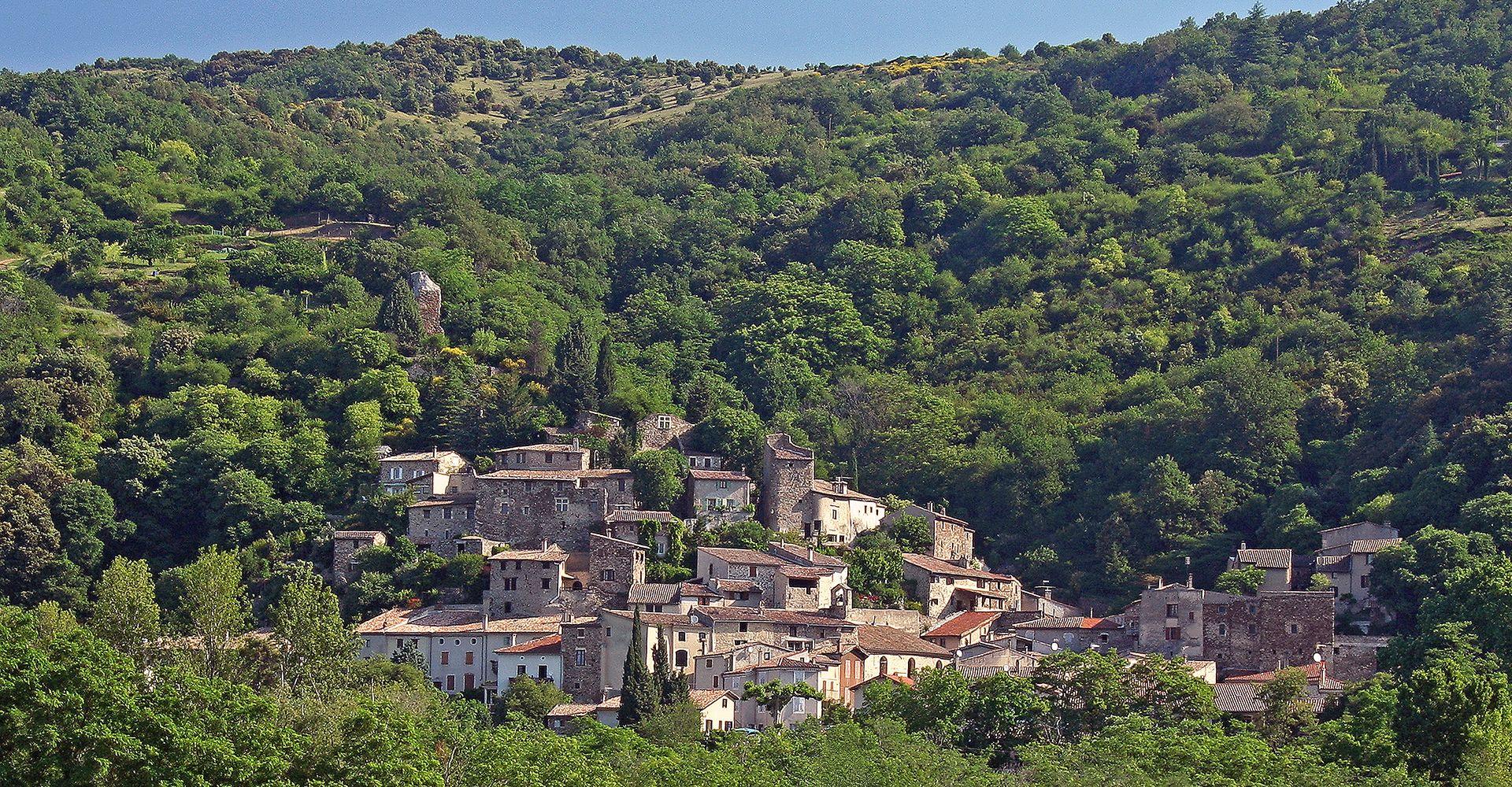 Beauchastel - Village de caractère - Gîtes de France Ardèche
