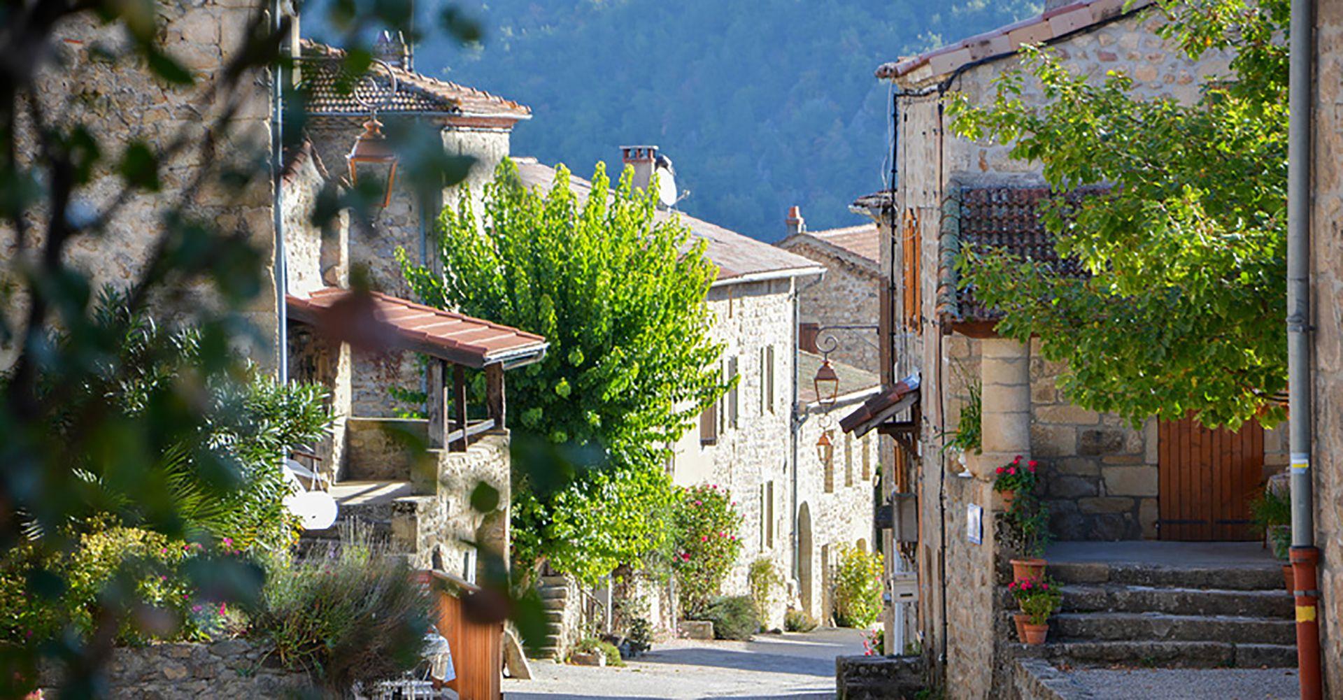 Boucieu-le-Roi - Village de caractère - Gîtes de France Ardèche
