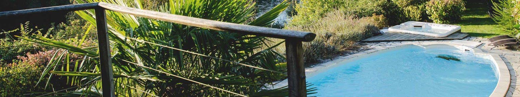 chambres d'hôtes avec piscine en Maine-et-Loire