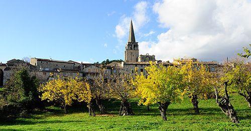 Chassiers - Villages de Caractères - Location gîtes Ardèche