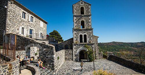 Saint-Laurent-sous-Coiron - Village de caractère - Gîtes de France Ardèche