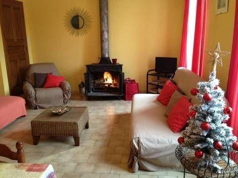 Vacances de Noël - Location gîtes Ardèche