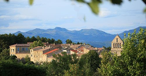 Ailhon - Village de caractère - Gîtes de France Ardèche