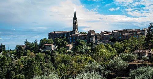 Banne - Village de caractère - Gîtes de France Ardèche