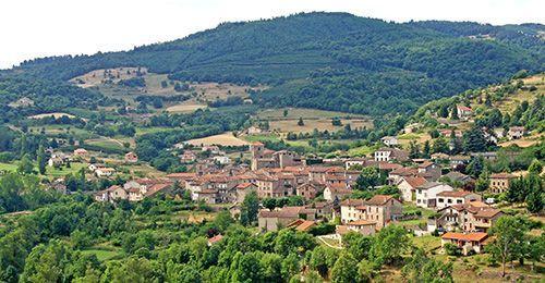 Désaignes Village de caractère - Location gîtes Ardèche