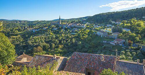 Naves - Village de caractère - Gîtes de France Ardèche