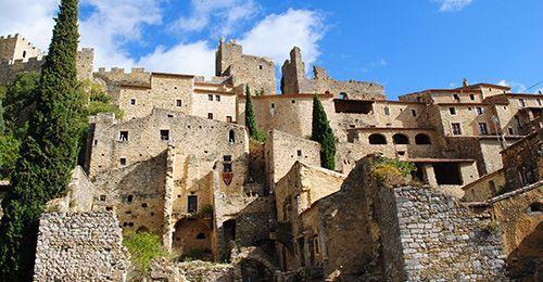 Saint-Montan Ailhon - Village de caractère - Gîtes de France Ardèche