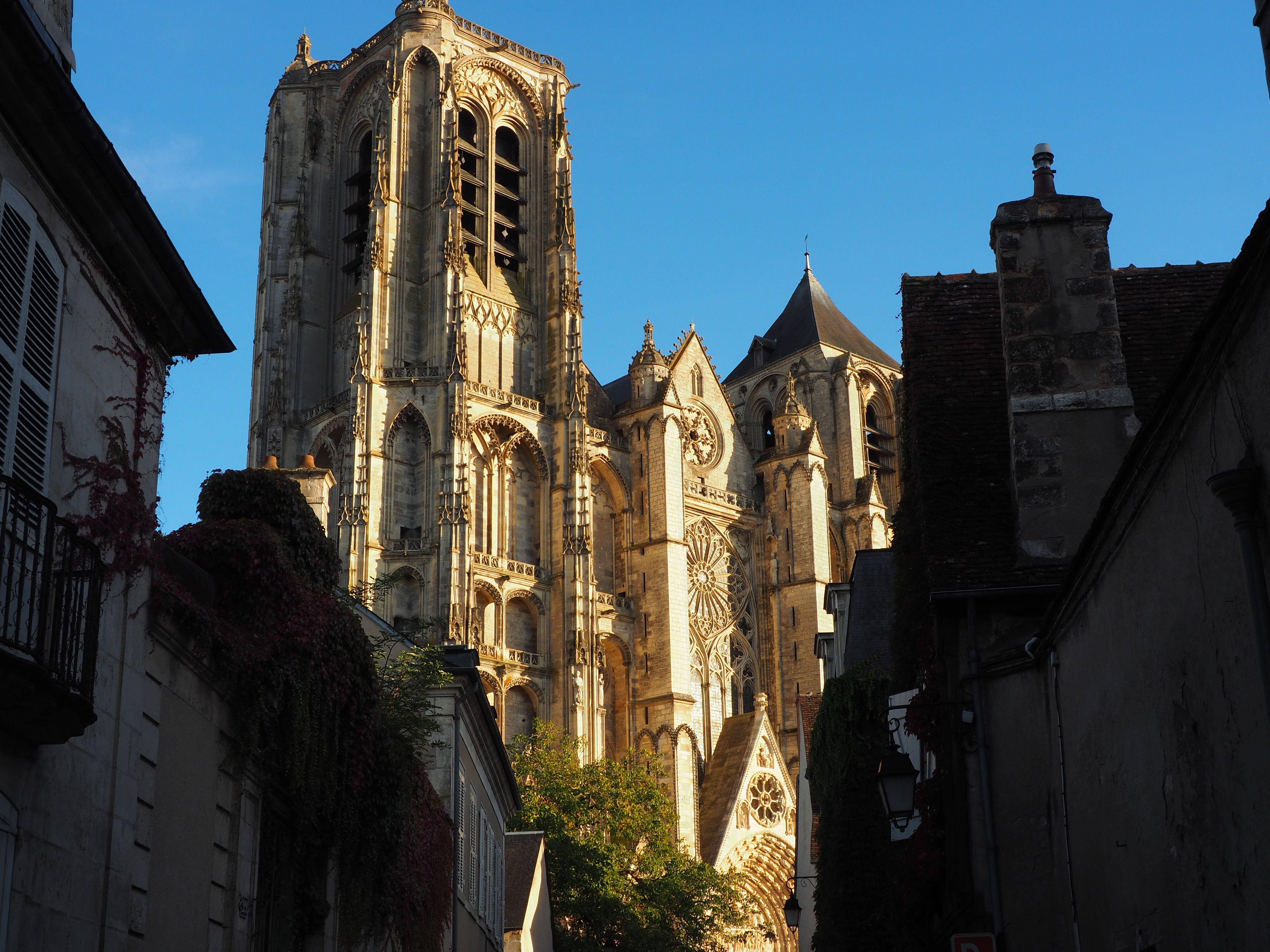 Cathédrale St Etienne - Crédit Ad2T