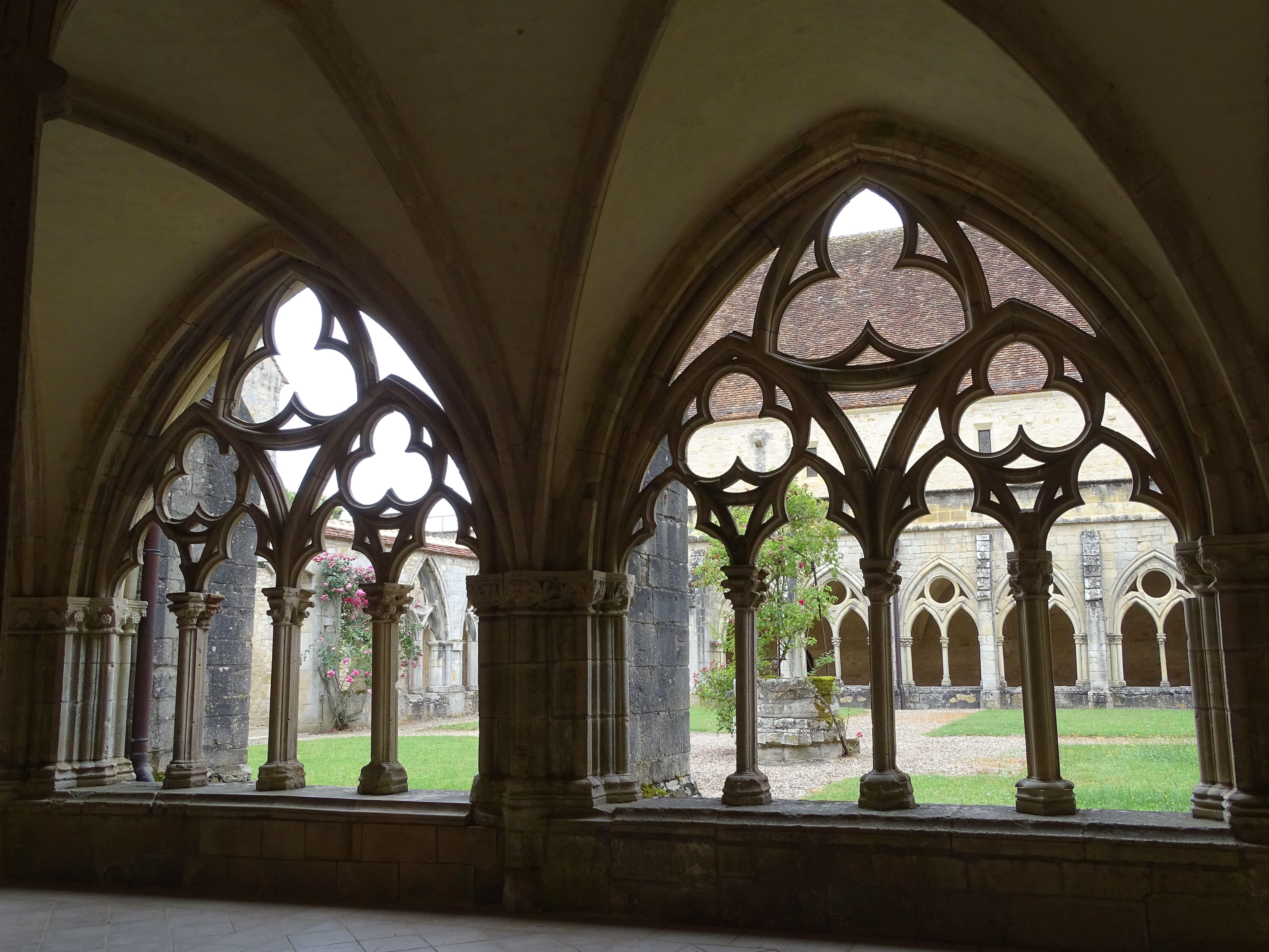 Abbaye de Noirlac - Crédit Ad2T