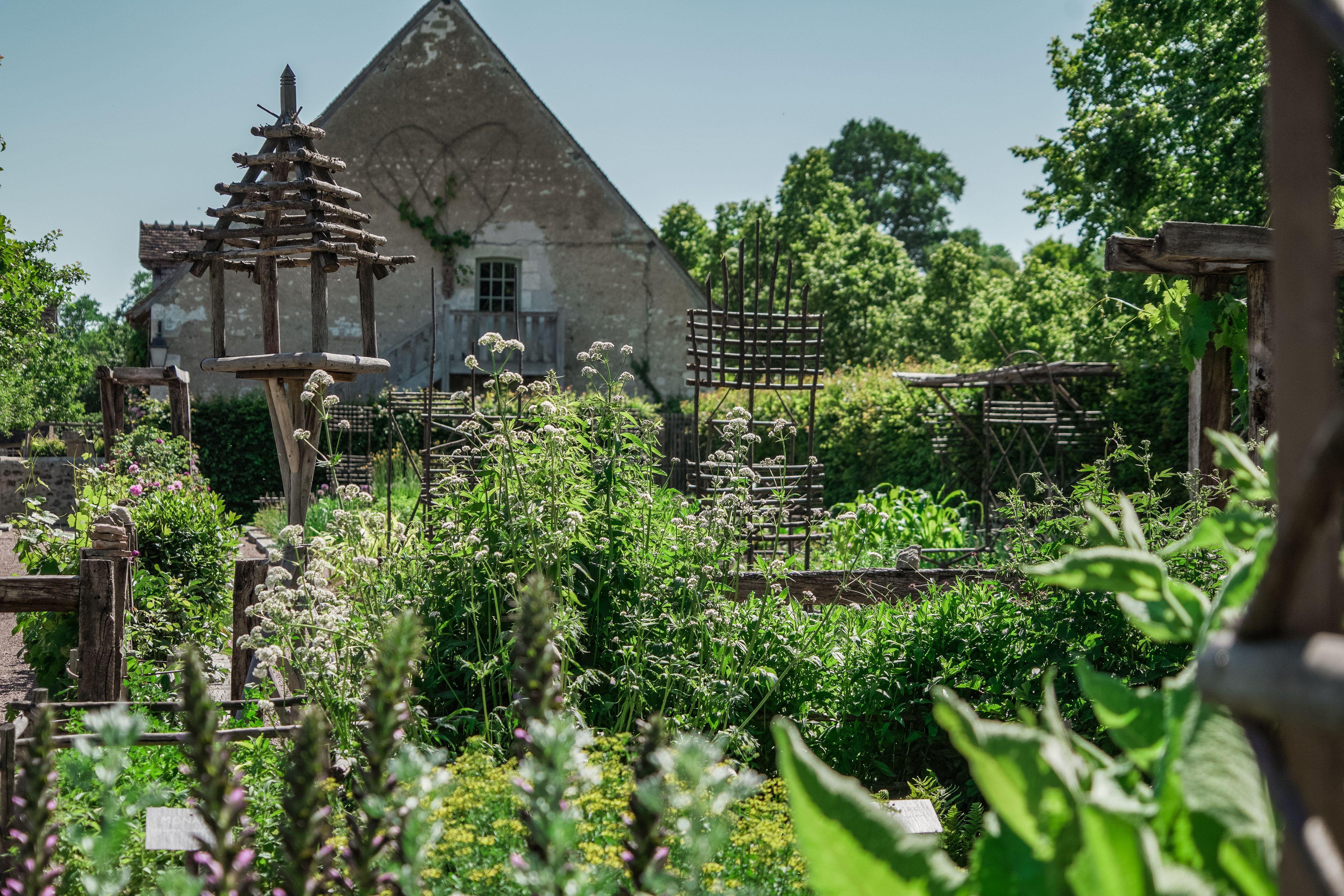 Jardins d'Orsan - Crédit Ad2T