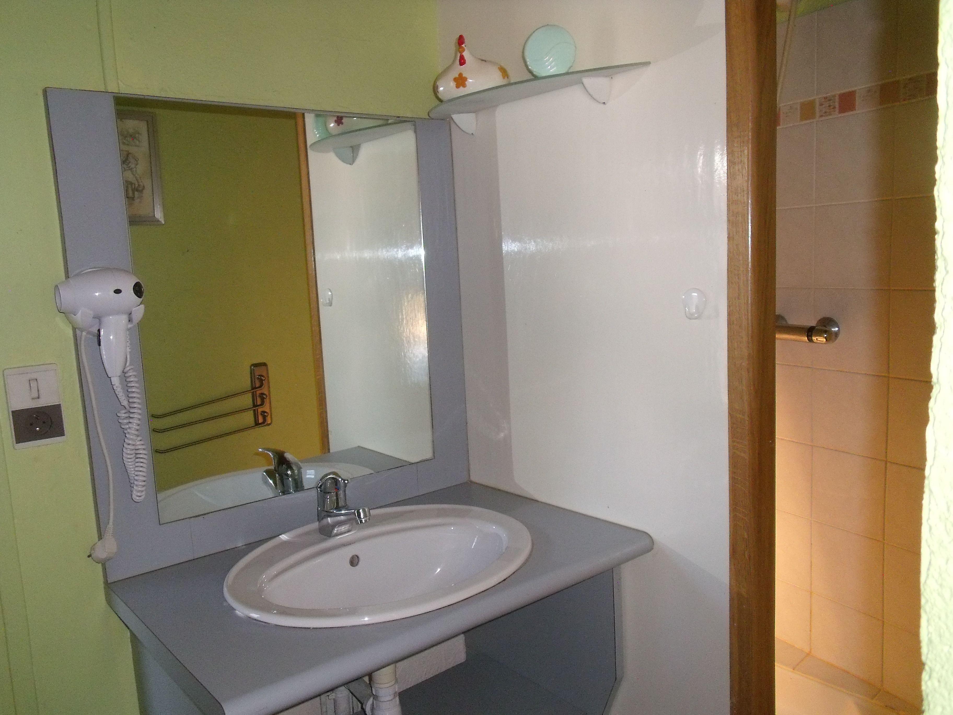 SE du 1er niveau avec WC et LL, 1 autre SE et 1 WC à l'étage
