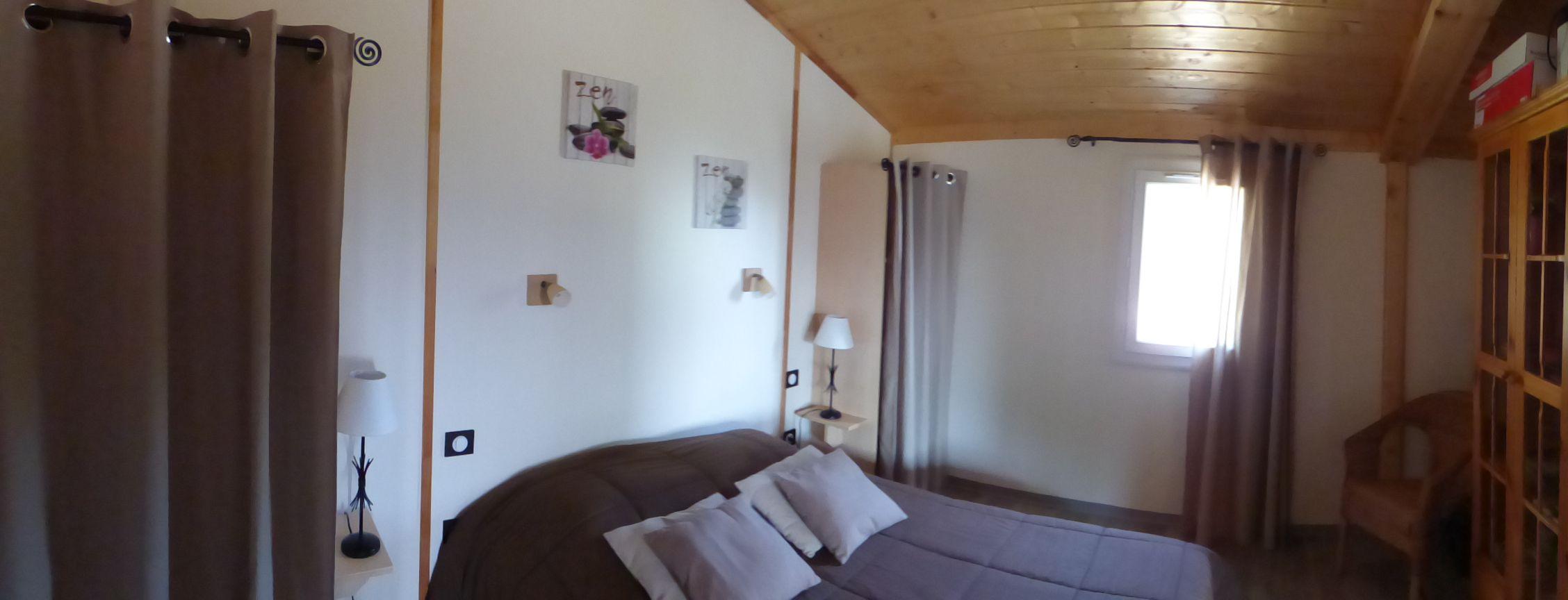 panoramique chambre