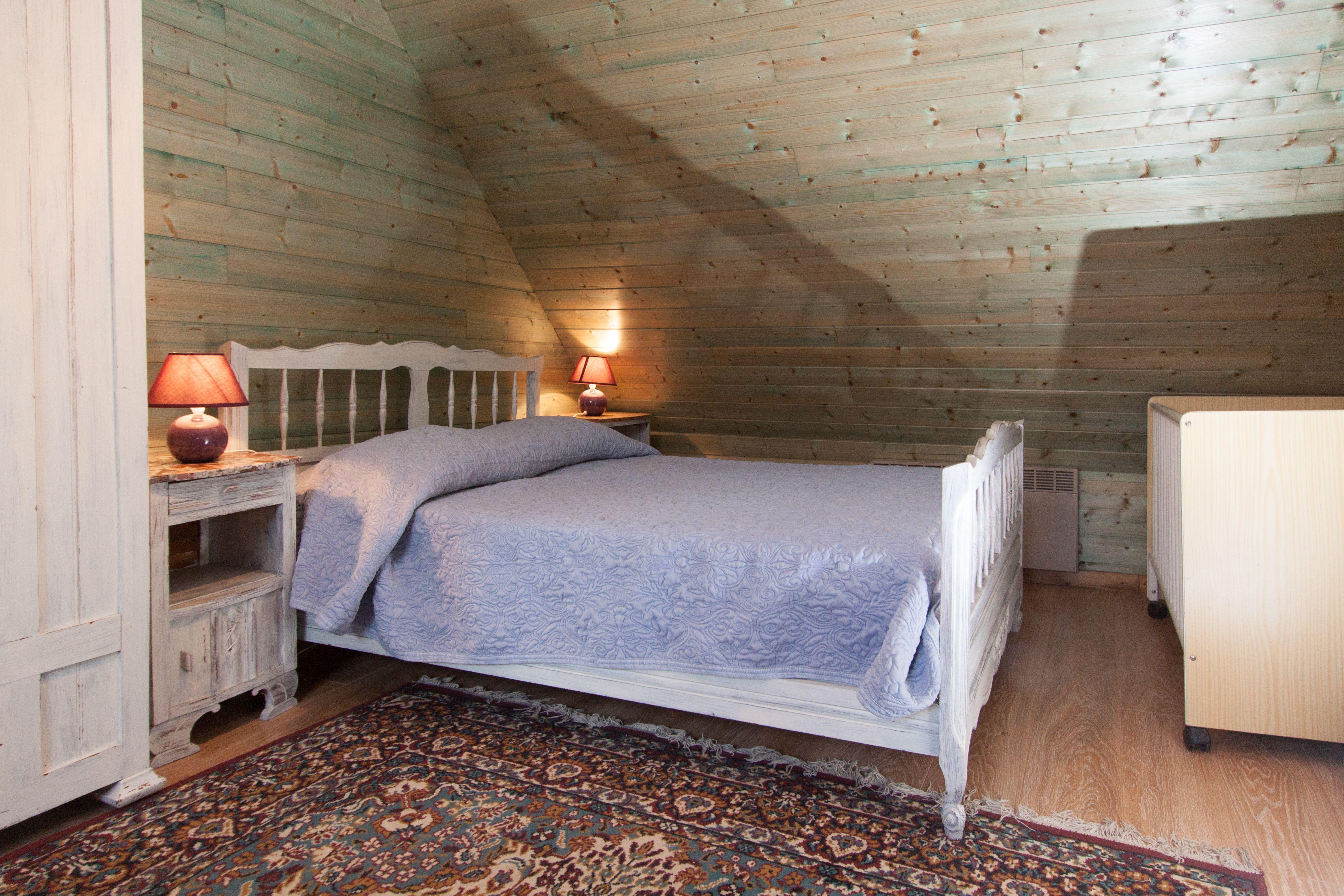 Premier étage : Chambre à 2 lits