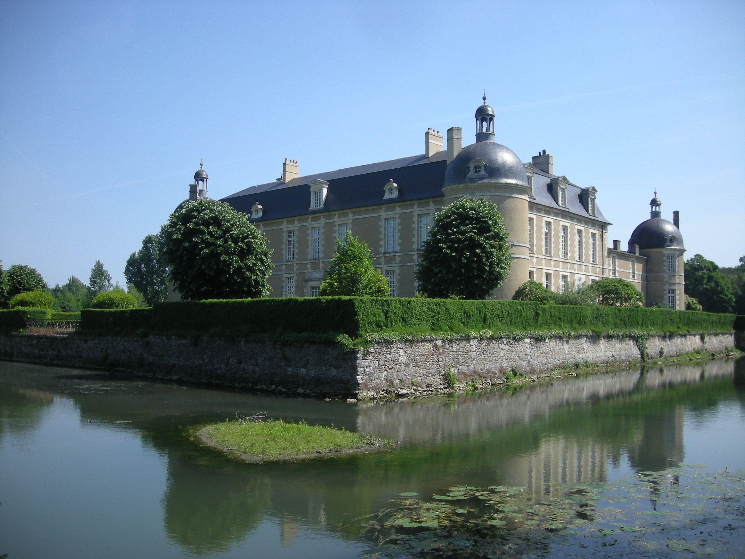 Château de Reuilly