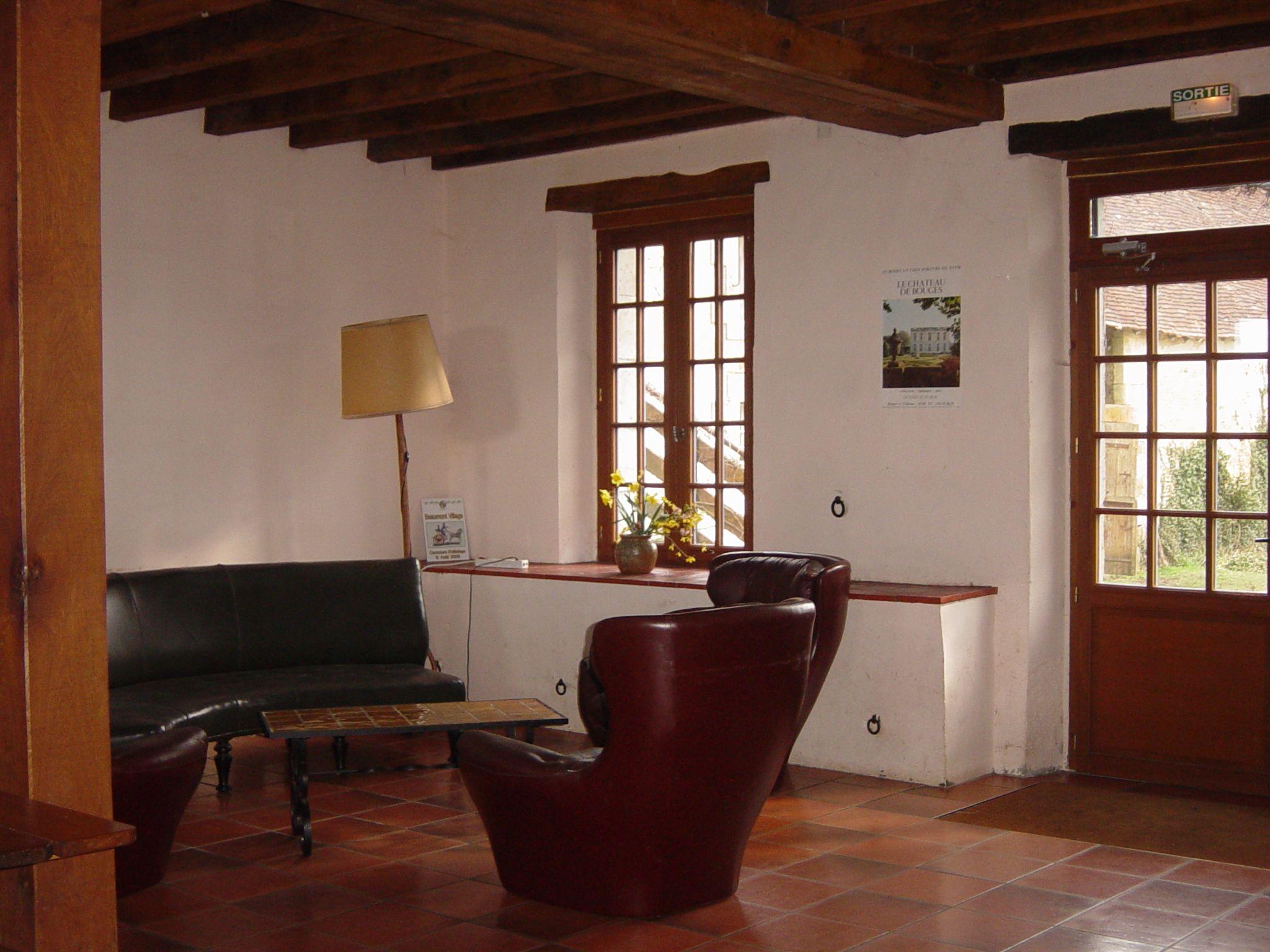 salon/salle à manger (49M2)