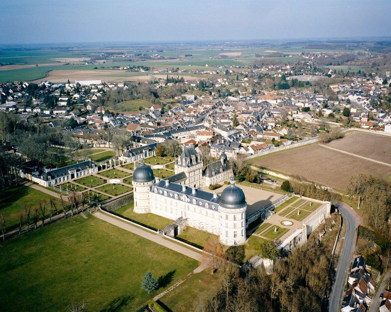 VALENÇAY  et son château