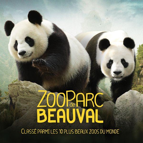 Zoo de BEAUVAL  à 28 Kms