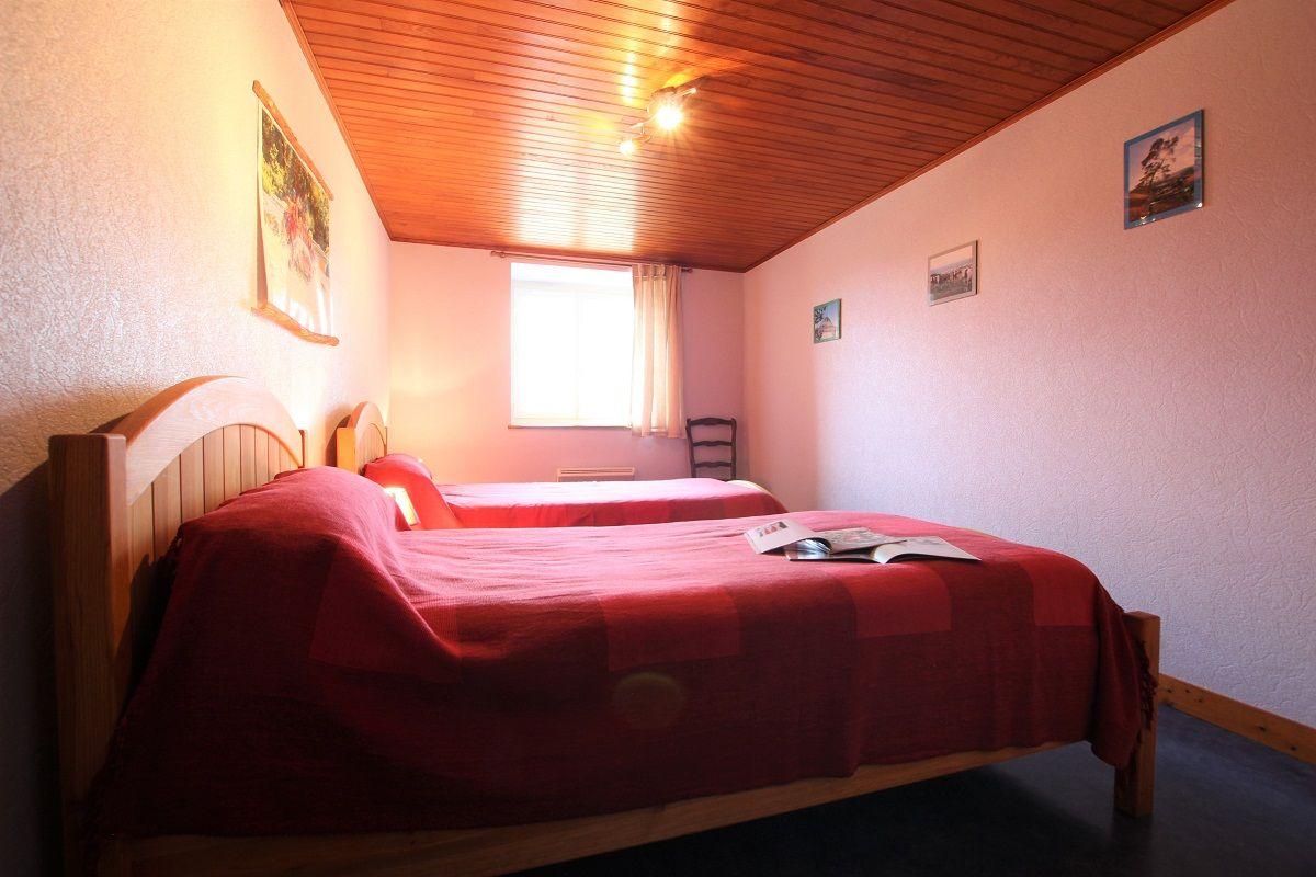 """Deux lits dans cette chambre """" Loire """""""