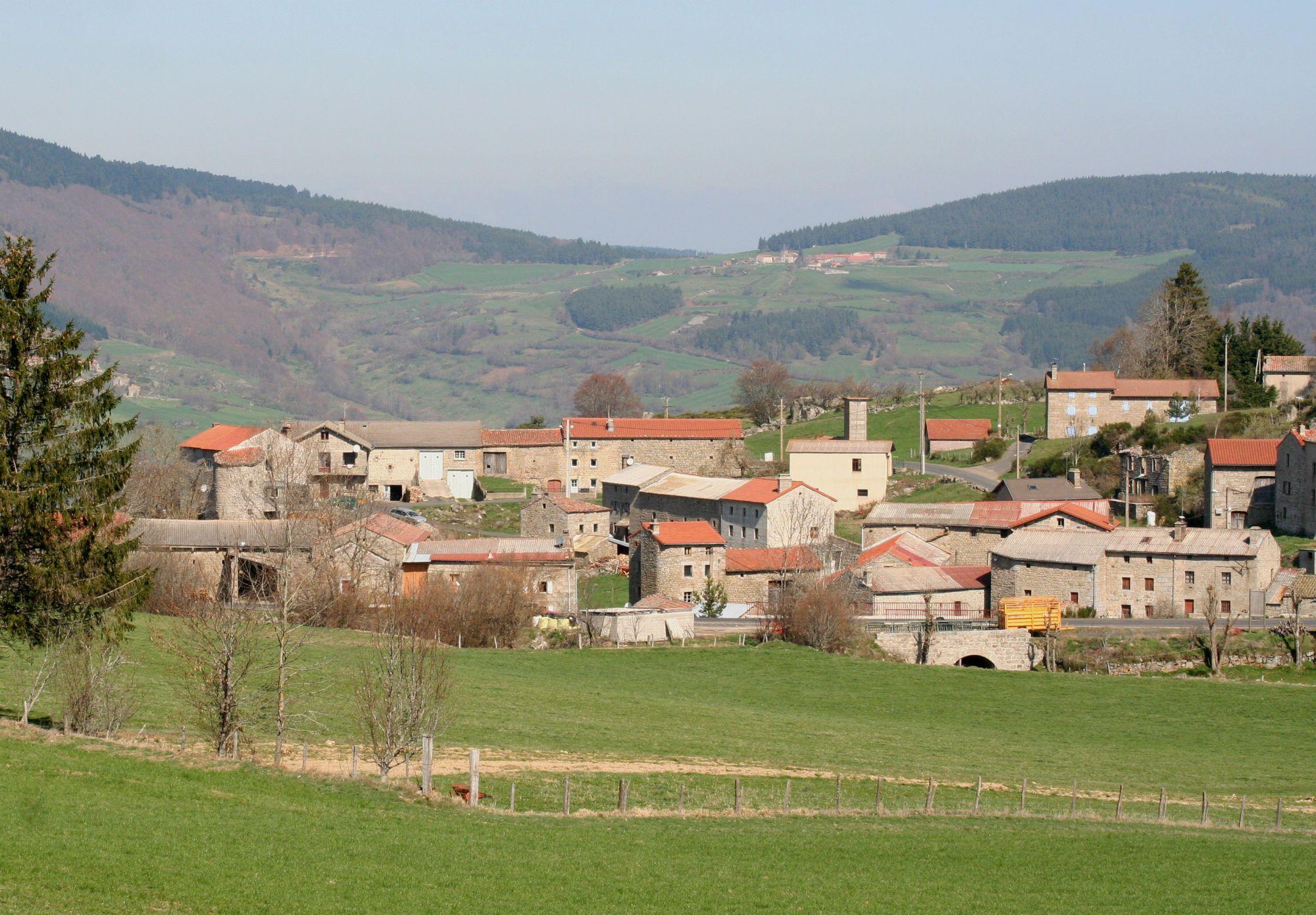 village de Pompeyrin