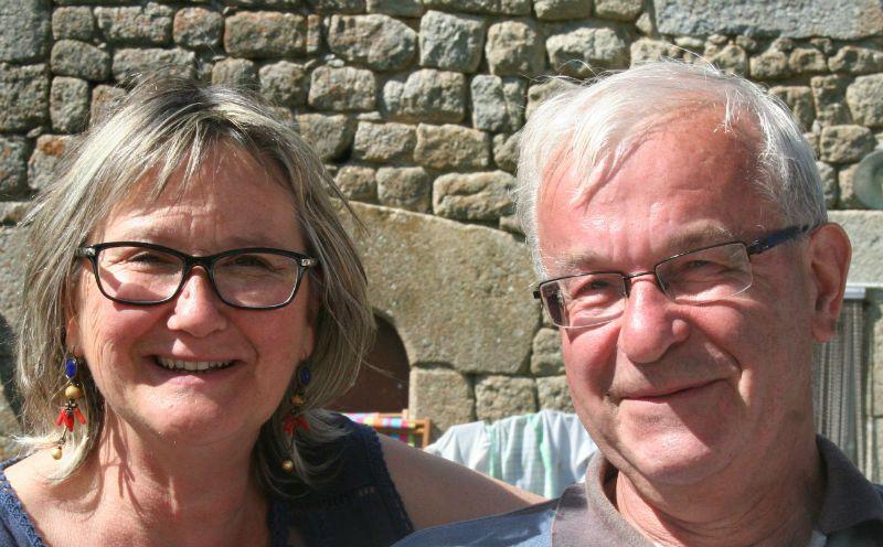 Sylvie et André