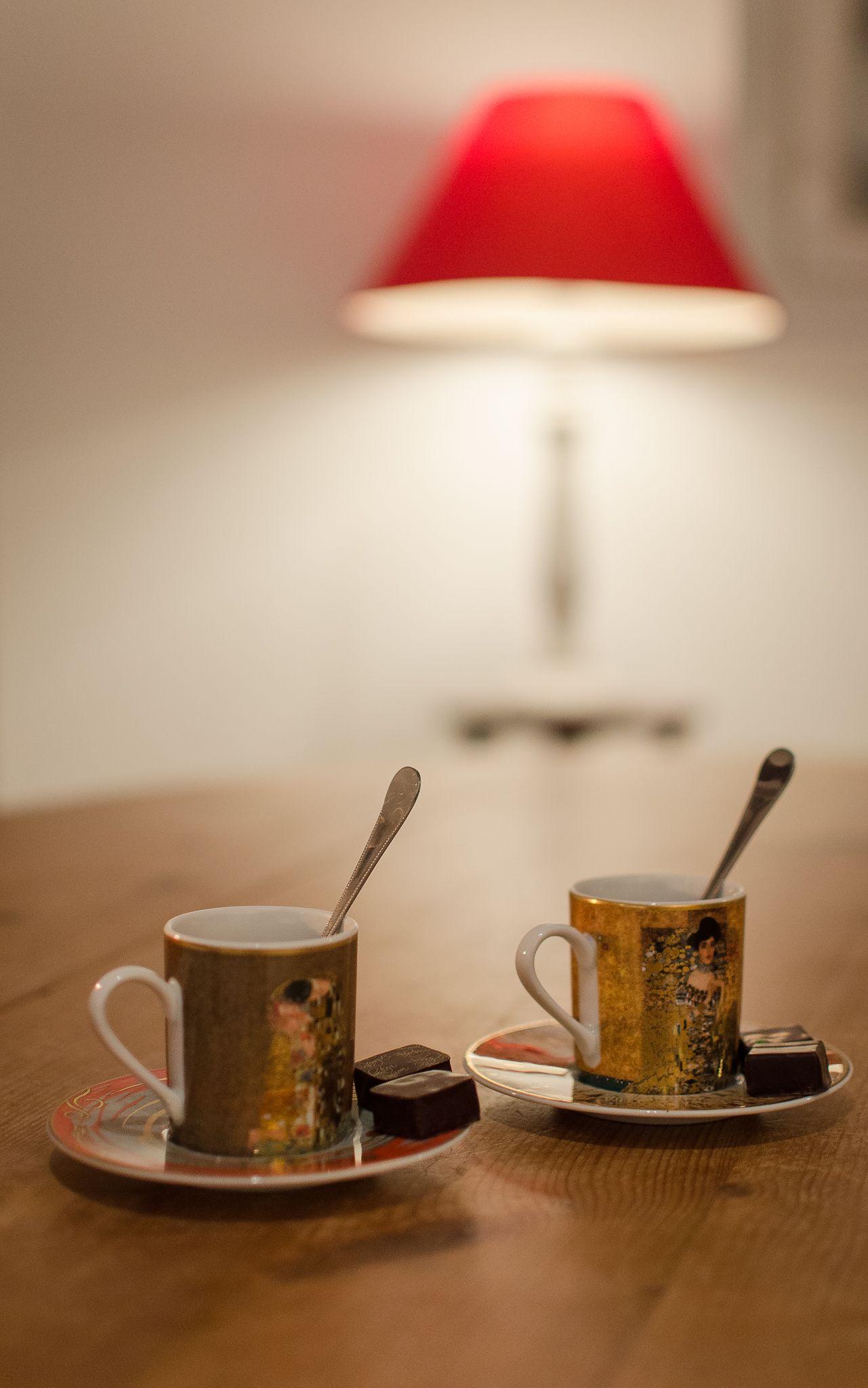 Pause café à Combleux