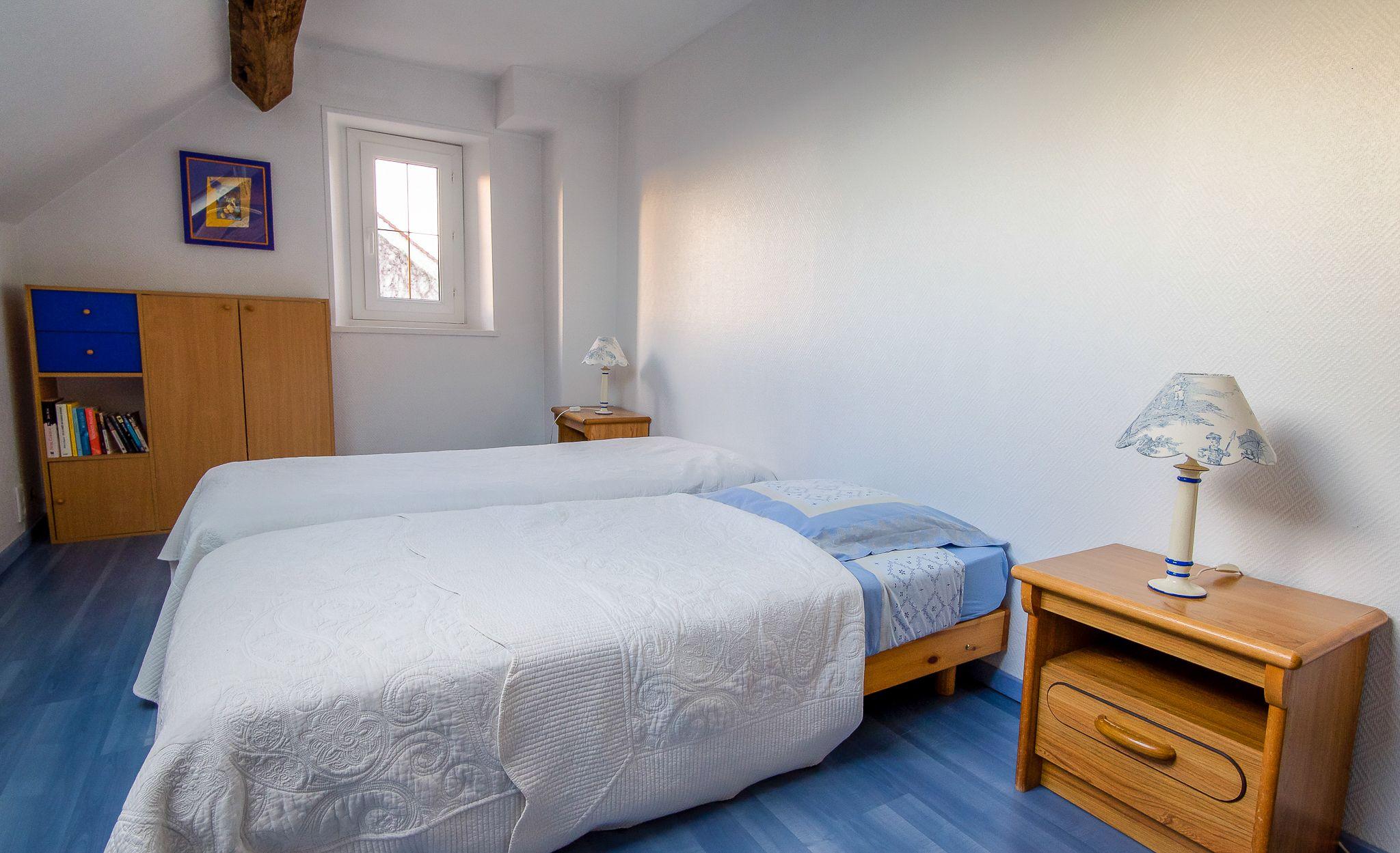 Chambre 3 (2 lits)