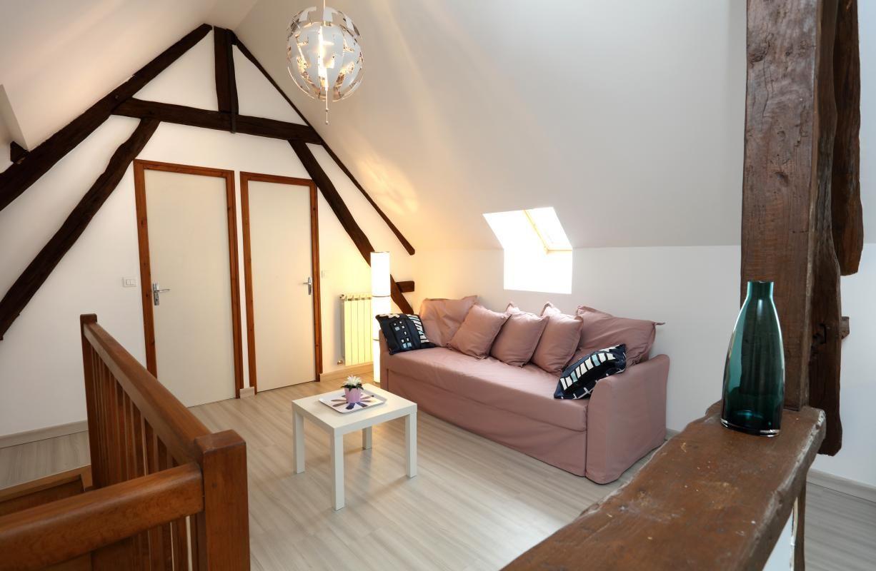 Pièce palière au 1er étage 51G468 - Gîte du Parapet - Mareuil en Brie - Gîtes de France Marne