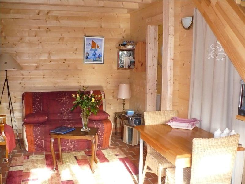 Séjour 1 51G362 - La Maison en Bois - Moslins - Gîtes de France Marne