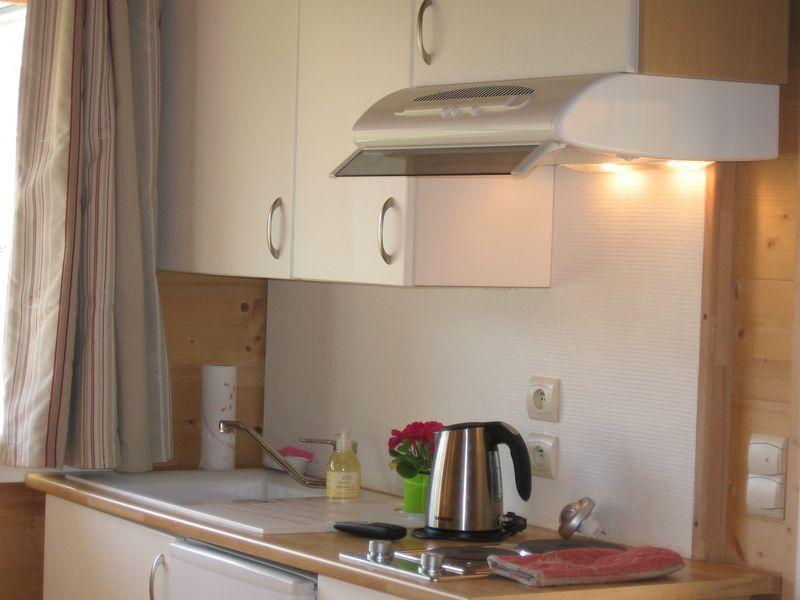 Kitchnette 51G362 - La Maison en Bois - Moslins - Gîtes de France Marne