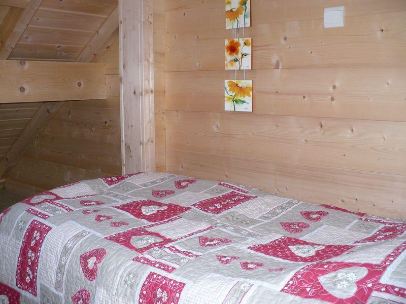 Couchage 1 personne 51G362 - La Maison en Bois - Moslins - Gîtes de France Marne