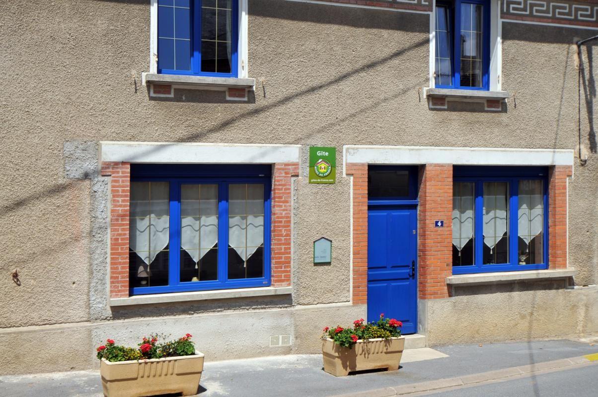 51G342 - Au Paradis Bleu - Troissy - Gîtes de France Marne