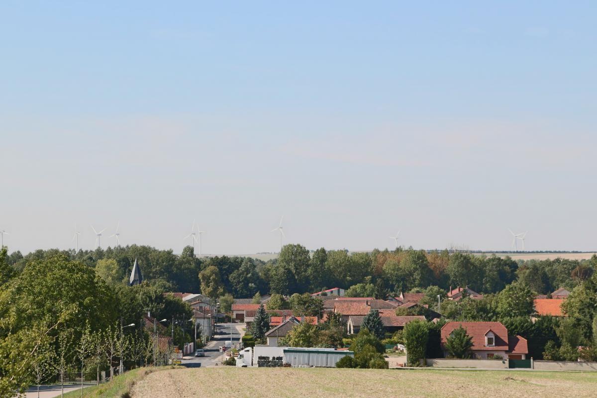 Le village 51G259 - Les Meulières - Vésigneul sur Marne - Gîtes de France Marne