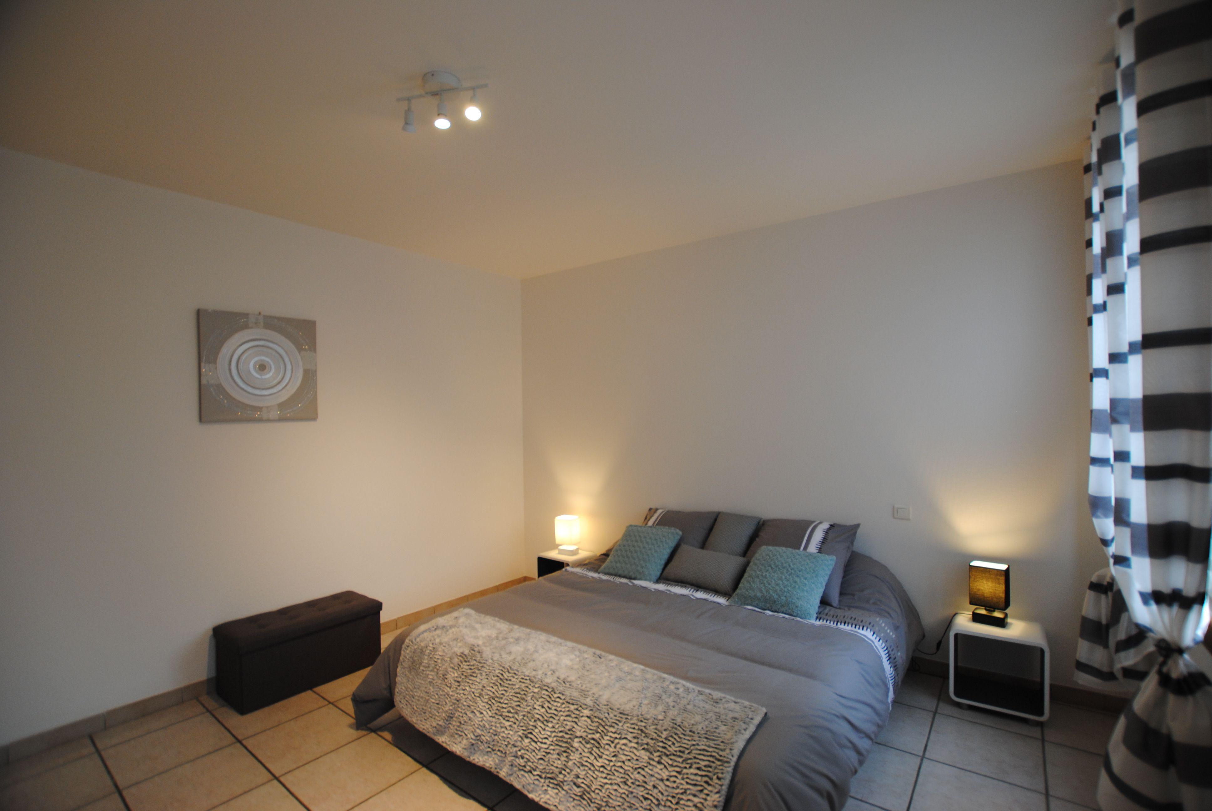 chambre 1 51G485 - Chez Bri-Gîte - Loisy sur Marne - Gîtes de France Marne