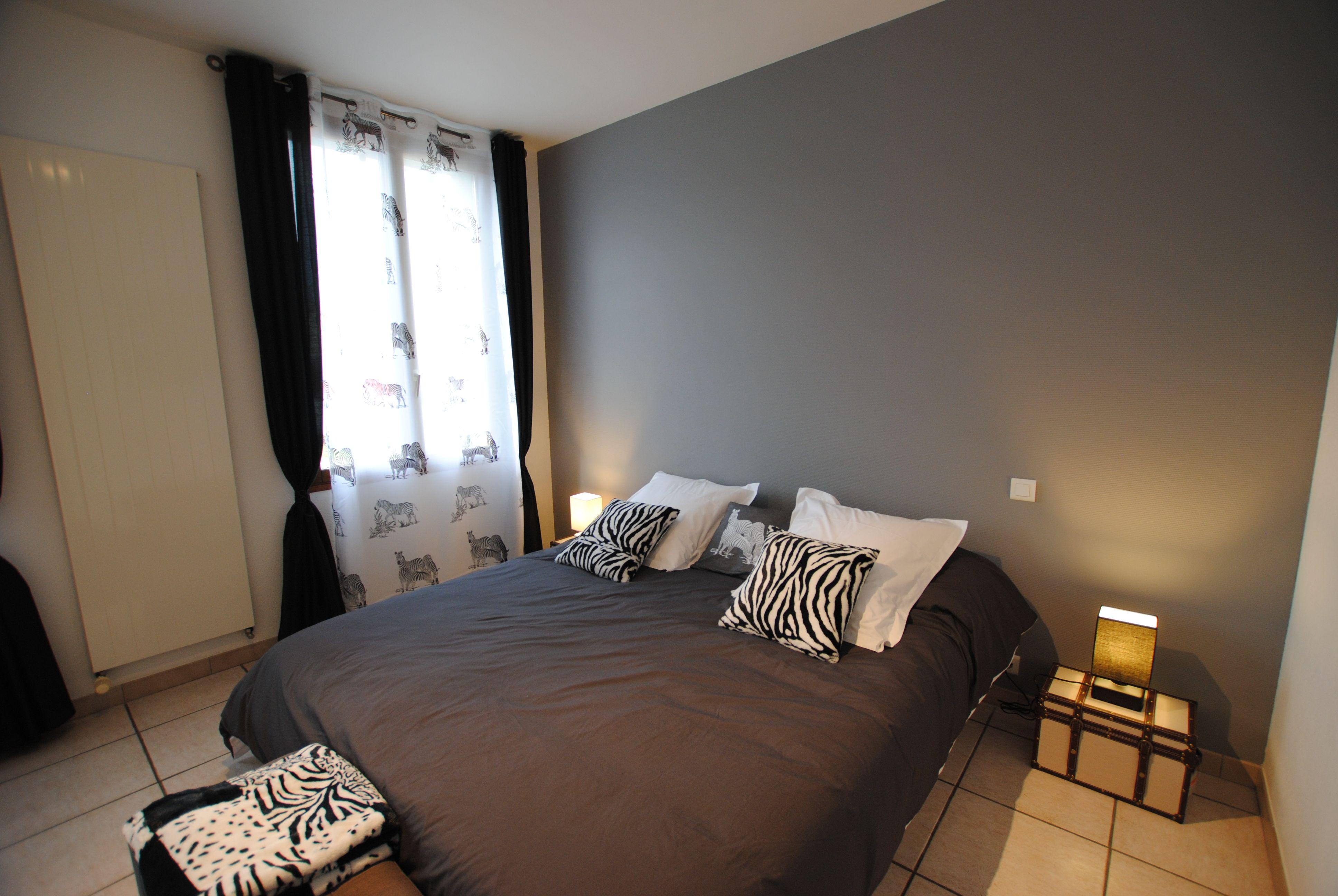 chambre 2 51G485 - Chez Bri-Gîte - Loisy sur Marne - Gîtes de France Marne