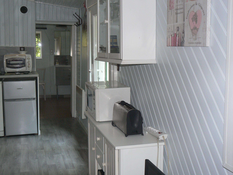 cuisine au gîte de la maison de l'étang
