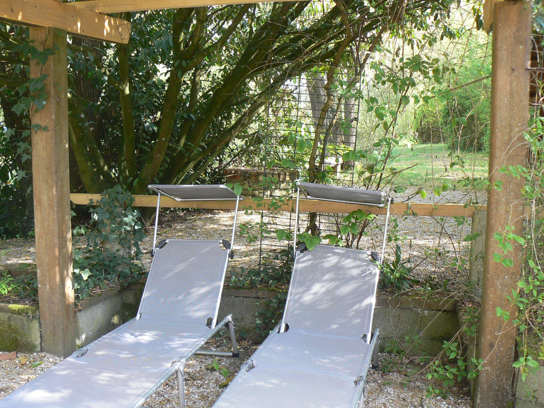 se relaxer au gîte de la maison de l'étang