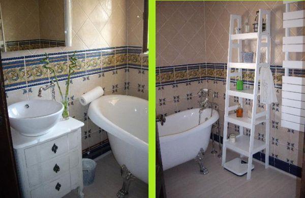 Douche et baignoire pour votre confort