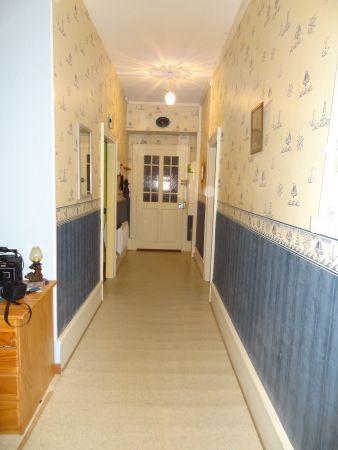 Couloir entrée gîte