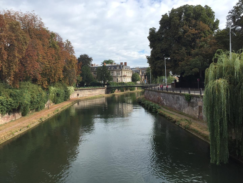 Strasbourg - l'Ill