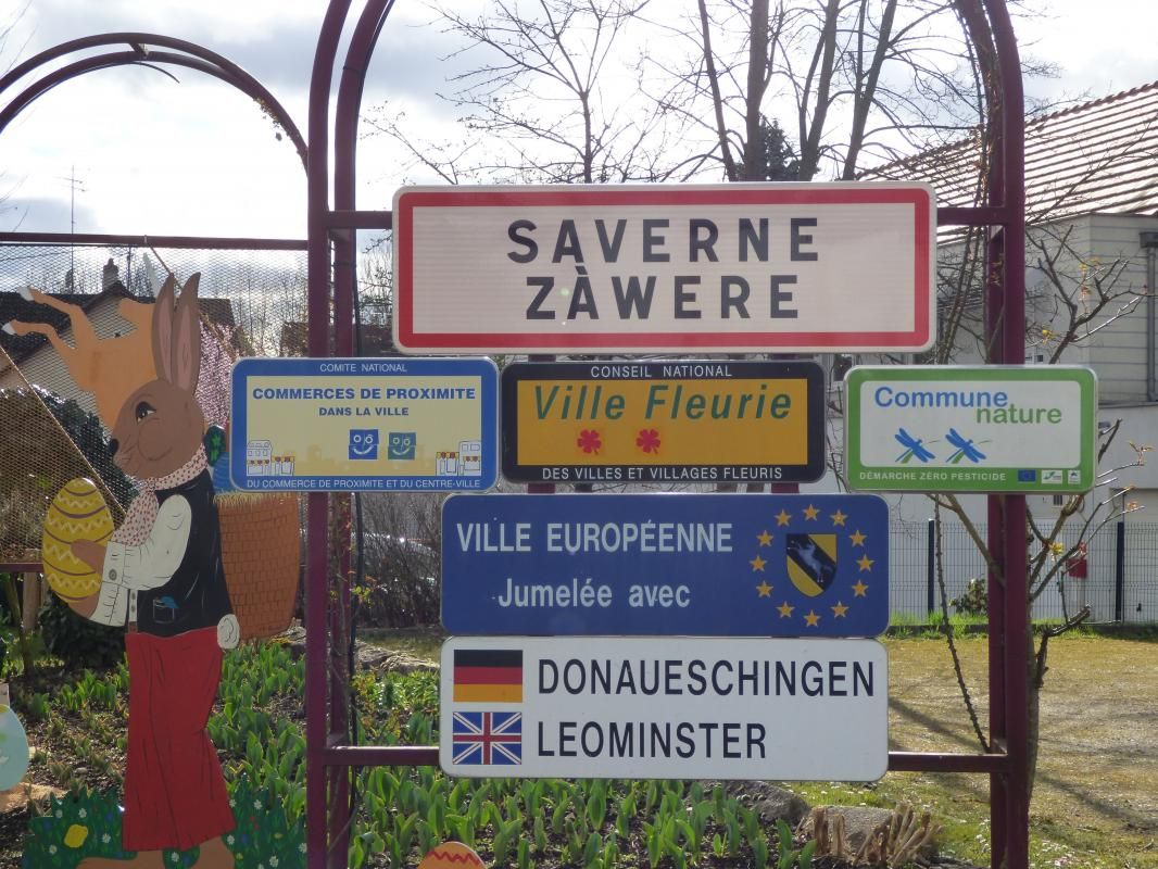 A bientôt à Saverne !